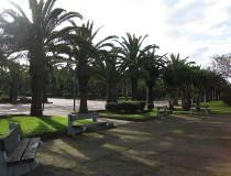 Parque Isesco en Casablanca