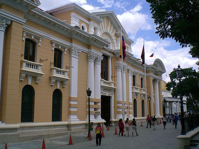 Basílica Menor Santa Capilla de Libertador