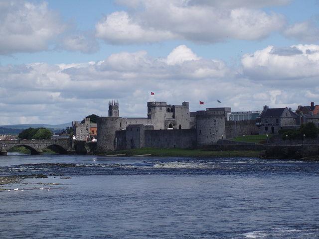 Centro de Patrimonio Valera y Bruree en Limerick