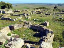 Antigua ciudad de Lixus en Marruecos
