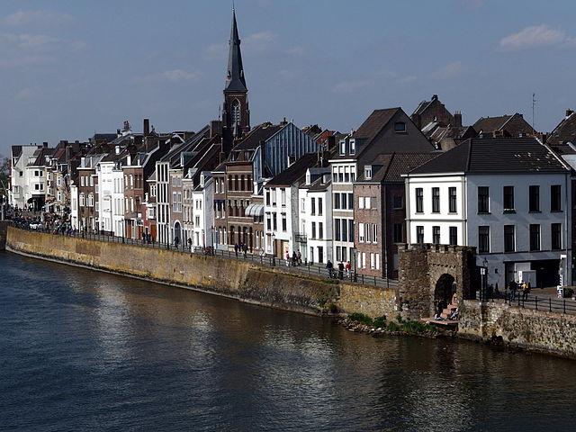 Iglesia de San Lambertus en Maastricht