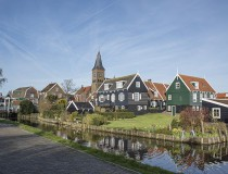 Museo de Marken en Holanda