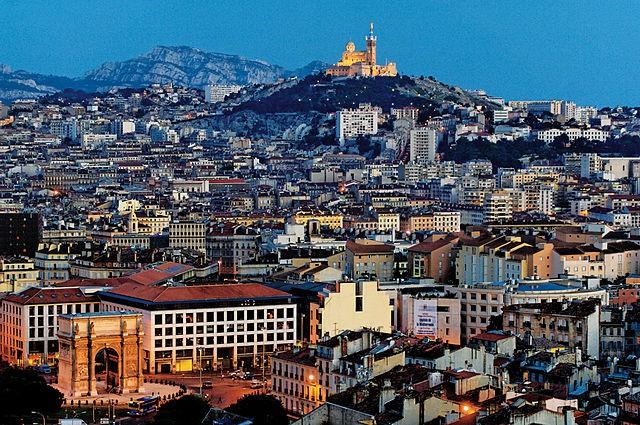 Museo Le Panorama, museo de arte Contemporáneo en Marsella
