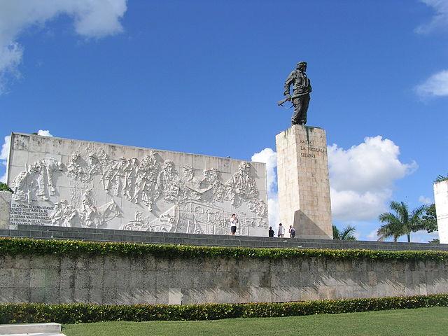 Mausoleo del Che Guevara en Santa Clara