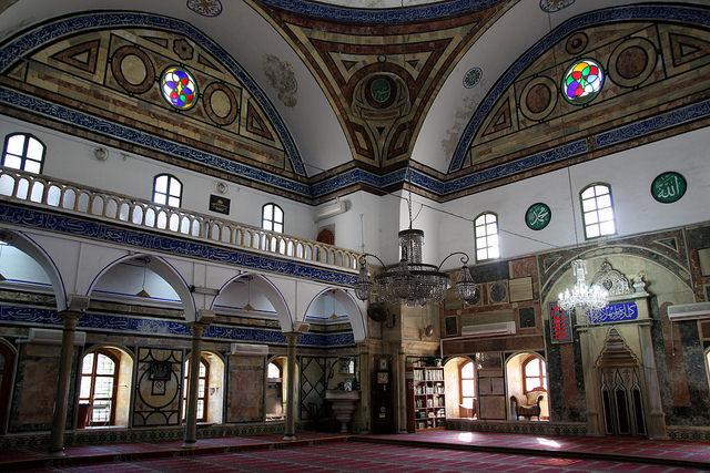 Mezquita Jezzar Pasha en Acre