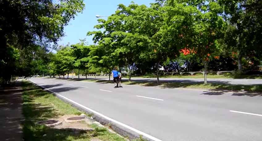 Parque Mirador Sur en Santo Domingo