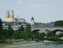 La Cripta de San Aignan en Orléans