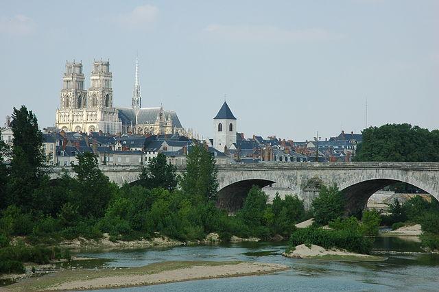 Cripta de San Aignan en Orléans
