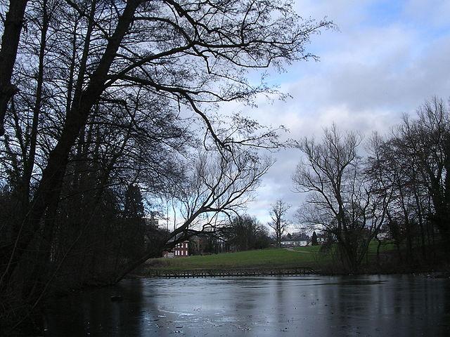Parque Séroule en Verviers
