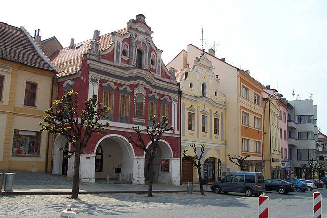 Castillo Real de Písek