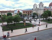 Plaza de la Constitución de Huancayo