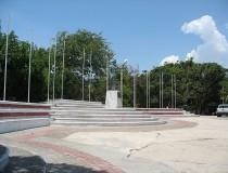 Plaza de la Paz en Barranquilla