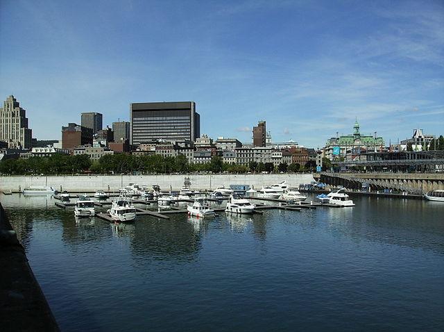 Puerto Viejo de Montreal