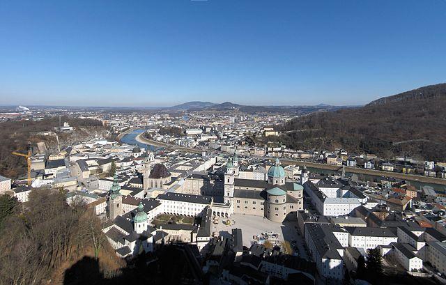 Iglesia de San Marcos en Salzburgo