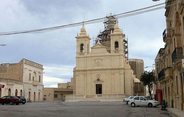 Iglesia de San Lorenzo en Gozo
