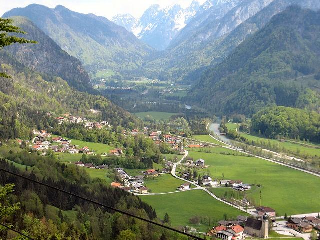 Lammeröfen en Salzburgo