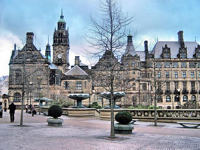 Ayuntamiento de Sheffield