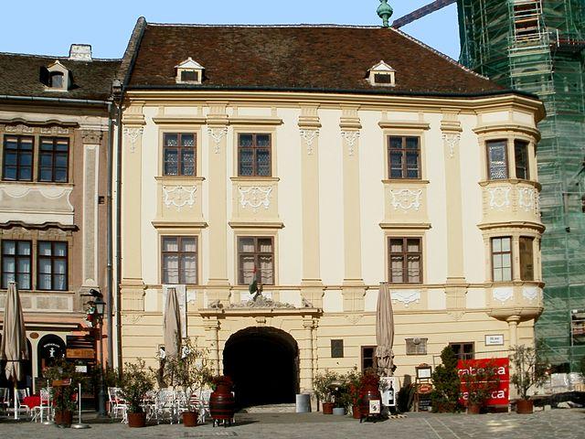 Casa Storno en Sopron