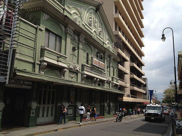 Teatro de Variedades de San José