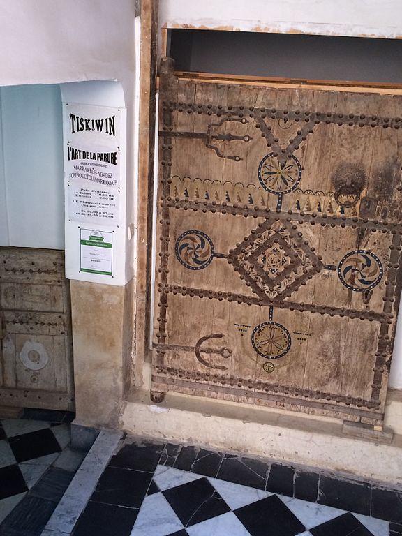 Casa museo Tiskiwin en Marrakech