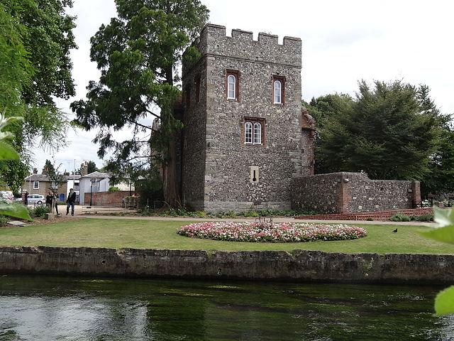Towerhouse en Canterbury