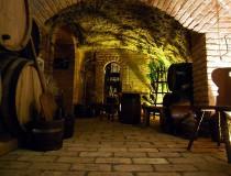 Laberinto subterráneo en el Mercado de Verduras de Brno