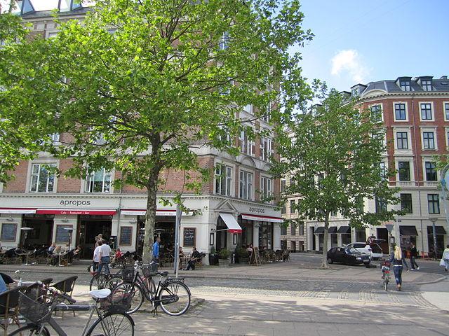 Galería V1 en Vesterbro, Copenhague