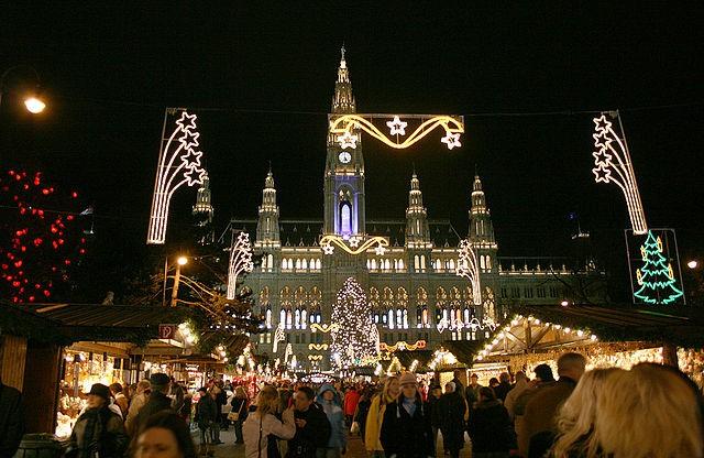 Actividades para disfrutar en Viena durante la Navidad
