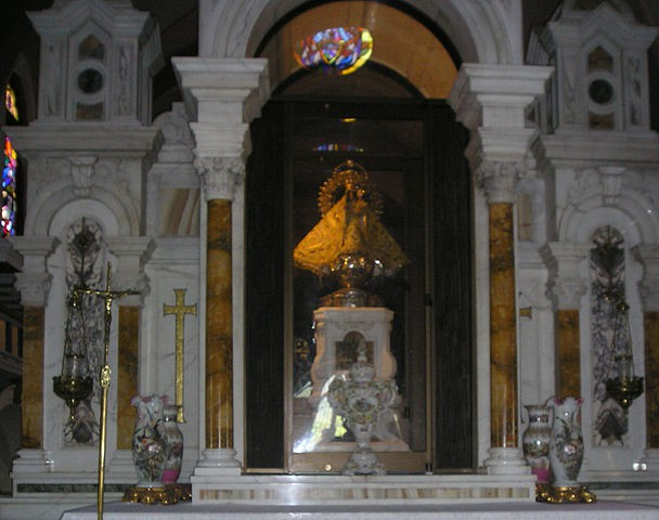 Basílica Santuario Nacional de Nuestra Señora de la Caridad del Cobre