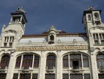 Edificio cultural Vooruit en Gante