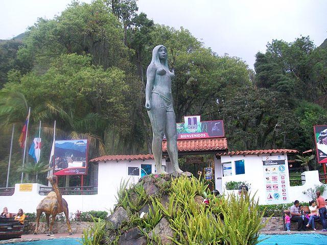 Parque Zoológico Chorros de Milla en Mérida