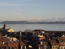 Neuchâtel, una ciudad con mucho encanto