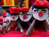 El Tió de Nadal, una tradición catalana cargada de regalos