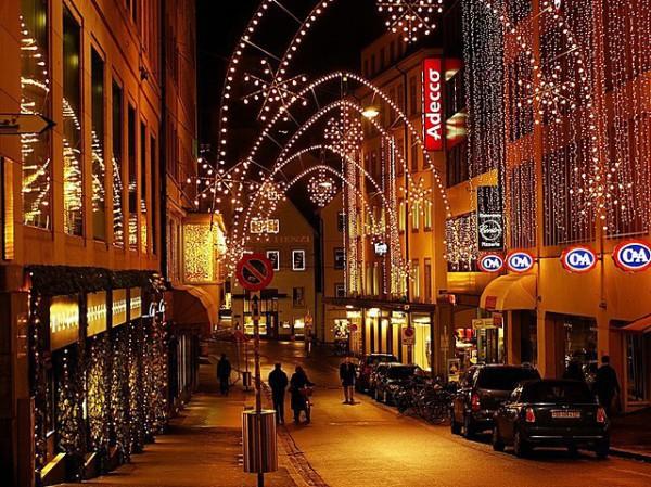 Cómo se celebra la Navidad en Suiza