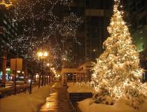 Disfrutar las Navidades en Chicago