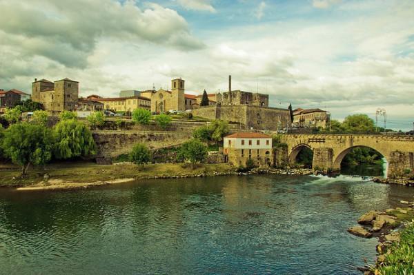 Barcelos es un pueblo precioso del norte de Portugal