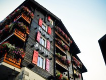 Romantik Hotel Julen, romanticismo bajo el monte Cervino