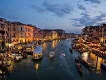 Recibir el nuevo año a besos en Venecia