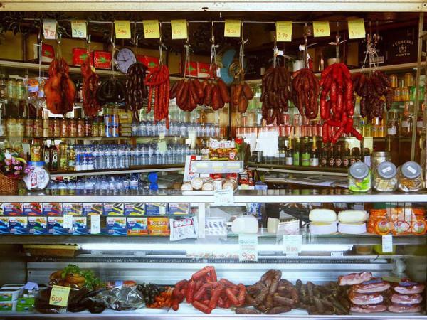 El Mercado de Bolhao es el mercado central y más tradicional de Oporto