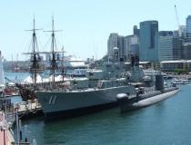 El Museo Marítimo Nacional de Australia, en Sidney