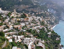 Positano, precioso pueblo en la Costa Amalfitana