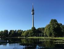 La Torre Florian, uno de los símbolos de Dortmund