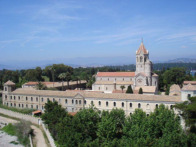 Conocer Abadía Lérins en la isla Saint-Honorat