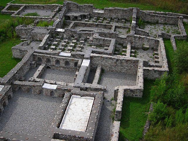 Museo de la ciudad romana de Aguntum