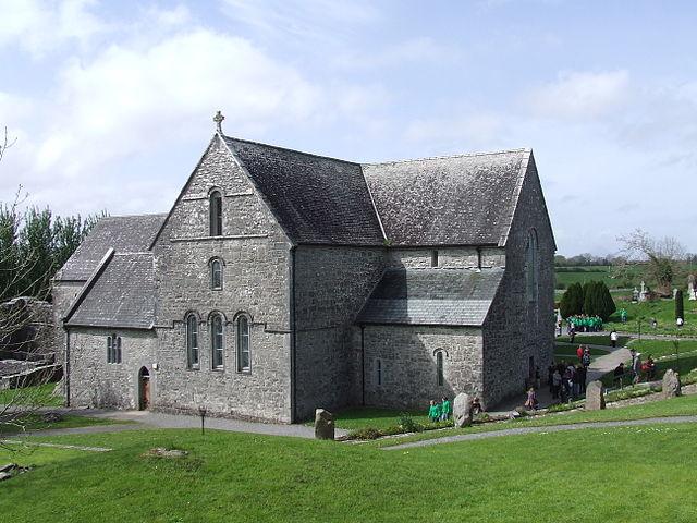 Abadía Ballintubber en Irlanda