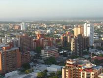 Parque Karl C Parrish en Barranquilla