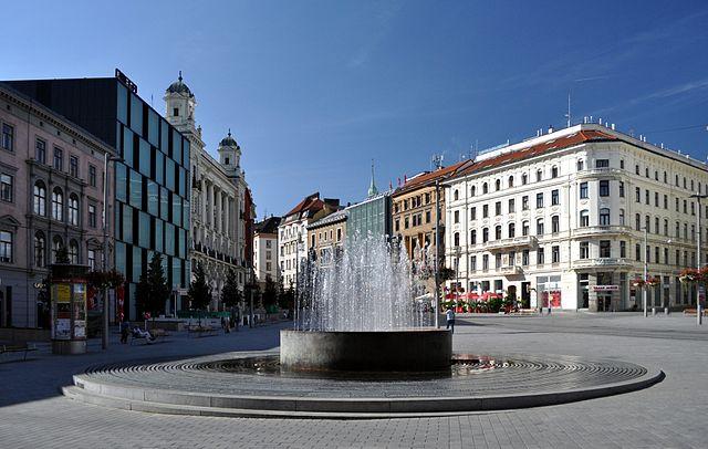 Galería de Arte Moderno y Contemporáneo de Brno