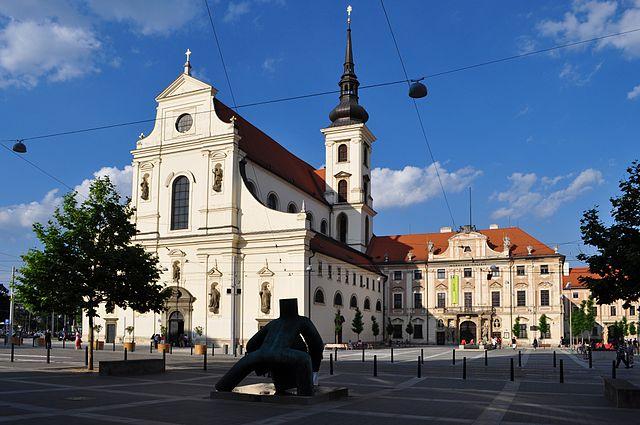 Galería de Arte Adam en Brno
