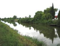 Canal de Bata en República Checa