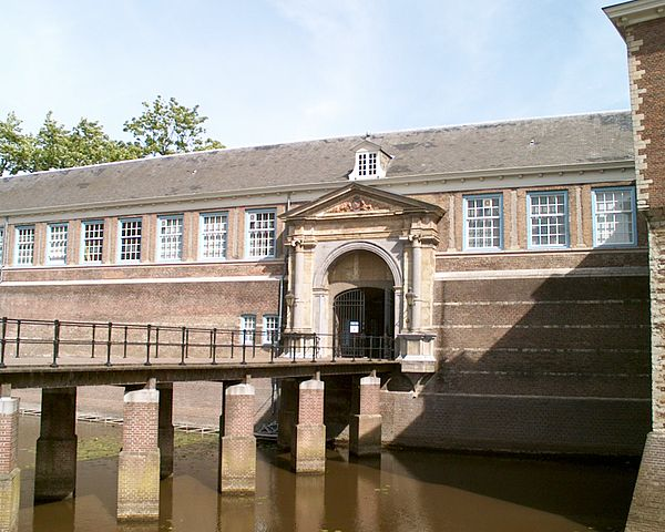Castillo Bouvigne en Breda